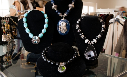Hand Made Jewelry and Designer Accessories