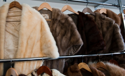 Real Fur Pre Owned Accessories and Coats